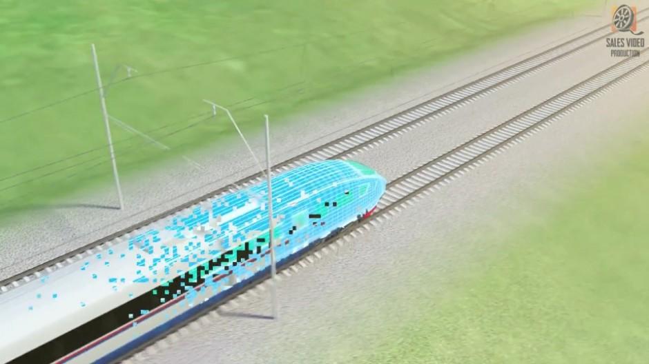 3d визуализация проекта РЖД от балтрос