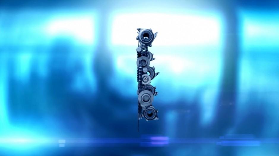 Презентационный видеоролик анимация лого