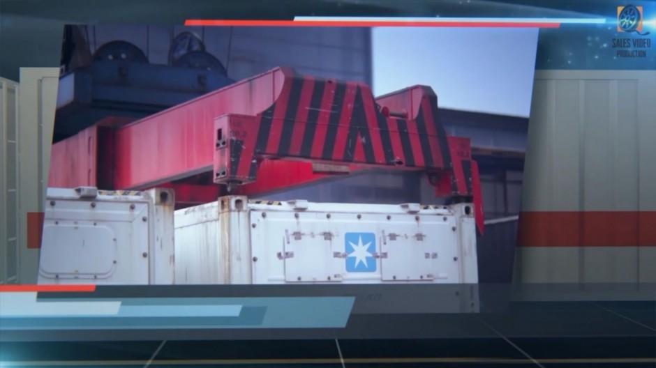 Видеоролик о компании цветокоррекция для четвертого этапа истории компании
